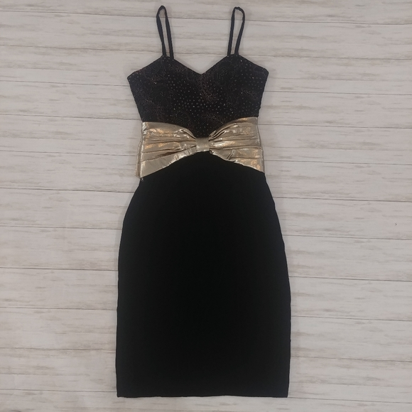 Scott McClintock Dresses & Skirts - Scott McClintock 80s 90s Cocktail Dance Prom Dress